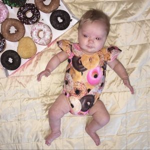 belle threads Costumes - Belle Threads donut leotard